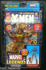 Marvel Legends Giant Man Series. Age Of Apocalypse Dientes De Sable Nuevo! X-men Rara!