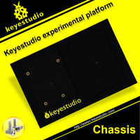 Keyestudio ABS Experimental Platform Base-Plate Holder Board for Arduino UNO R3