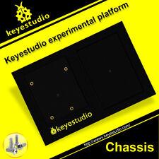 Base de plataforma experimental ABS keyestudio-Placa para Arduino UNO R3 Mega titular