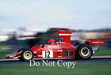 Niki lauda ferrari 312 B3 F1 saison 1974 photographie 2