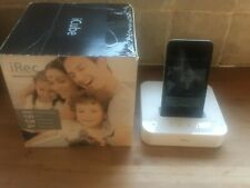 Apple iPod touch 4th Generation Black (8GB) With Recording Dock Dock