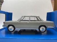 MCG 18112 BMW 2000 Ti  diecast model road car grey body 1966 1:18th scale