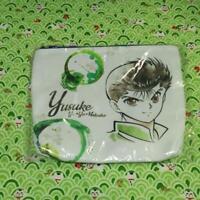 Yu Yu Hakusho multi pouch Jump Rare Japanese Manga YUSUKE Yoshihiro Togashi