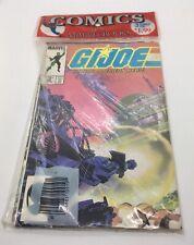 1985 Marvel GI Joe 3 Pack 36 37 38 Sealed Key Issue