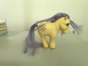 Lemon Drop - My Little Pony G1 1982