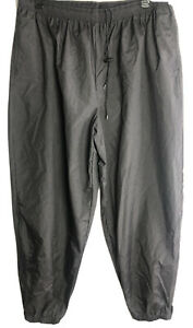 Cabelas Mens Outdoor Activity Pants Black 2XL Nylon Pre-Owned Excellent