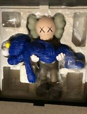 KAWS GONE NGV Brown/Blue BFF Companion Vinyl Figures BRAND NEW Authentic