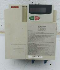 Mitsubishi Electric E500 Inverter FR-E540-0.4K-NA Variable Frequency Drive 3ph