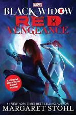 Black Widow Red Vengeance (A Black Widow Novel)-ExLibrary