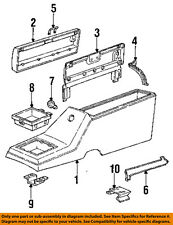 GM OEM Center-Console-Stop 15597158