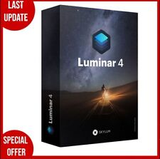 Luminar 4 ✔️Windows✔️Full version✔️Life Time✔️Fast delivery✔️