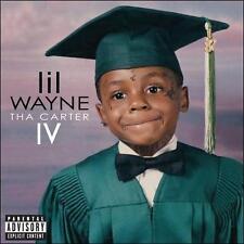 Tha Carter IV [PA] by Lil Wayne (CD, Aug-2011, Universal)