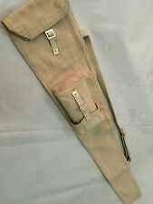 WWII BRITISH WEB CARRY CASE for the SMLE Lee-Enfield Rifle - Repro.