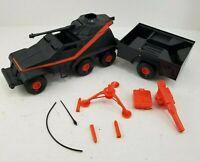Vintage 1983 Galoob The A Team Armored Attack Adventure Set Playset Car Trailer