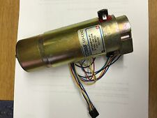 Pitman/Ametek 14904E186-R1 Gear Motor 24 VDC, 100 CPR, Ratio 5.9:1 w/Encoder