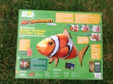 AIR SWIMMERS Remote Control Flying Clownfish NEW  by Animal Planet