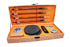 Chinese Calligraphy 10pc Gift Set - UK Seller