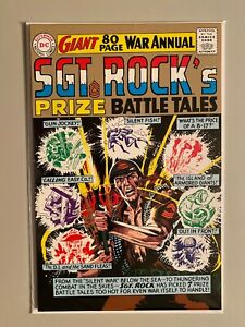 Sgt. Rock's Prize Battle Tales 80-Page Giant Replica Edition 8.0 VF (2000)