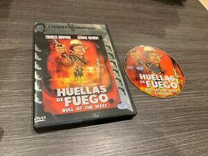HUELLAS DE FUEGO DVD CHARLES BRONSON GEROGE KENNEDY