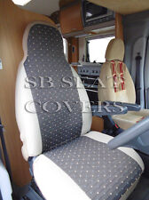 FIAT DUCATO 2011 motorhome siège couvre MH 508 ZARA deux fronts