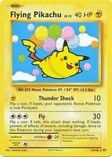 Flying Pikachu - 110/108 - Secret Rare Pokemon XY - Evolutions NM