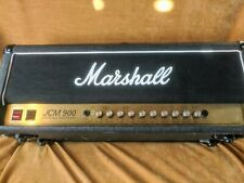 Marshall JCM900 50W Dual Reverb Tube Amp 4500 Model Works Perfectly