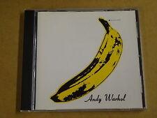 CD / ANDY WARHOL - THE VELVET UNDERGROUND & NICO