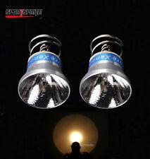 2Pcs TrustFire 180 Lumens 6V Xenon Bulb Lamp 26.5mm UltraFire WF-501B/502B/L2/C1