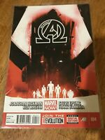 NEW AVENGERS COMIC BOOK 004 Marvel Now! Hickman Magyar Epting D'armata