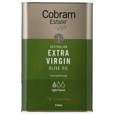 Cobram Estate Australian Extra Virgin Olive Oil, Light Flavour - 3L