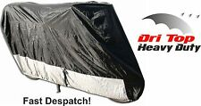 Kawasaki Versys 650, 1000, Tourer Heavy Duty Waterproof Cover Fits with Panniers