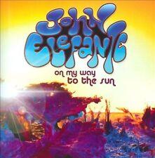 On My Way to the Sun * by John Elefante (CD, 2013, Kingheir Music)[Kansas]