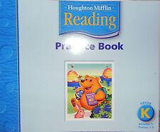 Reading Practice Workbook Grade Level K Volume 1 (2004, Paperback) Kindergarten