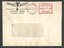 DATED 1946 COVER CHICAGO IL SPOT BILT ATHLETIC SHOWS SNEAKERS