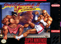 Street Fighter II 2 Turbo - SNES Super Nintendo - Cart Only - New Condition
