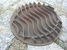 alte Herdplatte 29,8cm Durchmesser für 30er Loch  3cm Gesamtaufbau 3,5mm stark