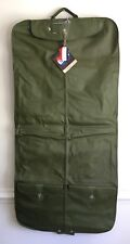 *NEW* Vintage Green American Tourister Garment Bag Carry On NOS 50""