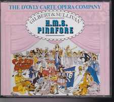 Gilbert and Sullovan HMS Pinafore CD Opera/Operetta D'Oyly Carte