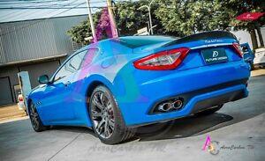 Maserati GRAN TURISMO – GT style Carbon Trunk Spoiler