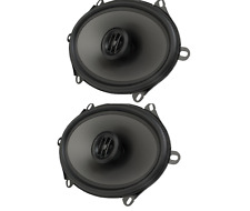 MTX THUNDER68 5 inch x 7 inch 2-Way 60W RMS 4 Ohm Coaxial Speaker Pair