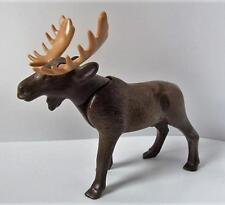 Playmobil Moose NEW extra animal for zoo/forest/western themes