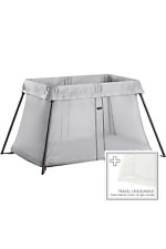 Baby Bjorn Travel Cot Light BABYBJÖRN toddler easy fold and very light