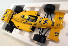 Coches de Fórmula 1 de automodelismo y aeromodelismo Lotus de plástico