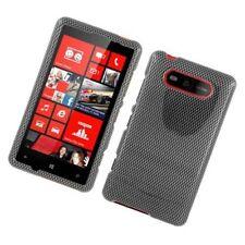 Étuis, housses et coques avec clip en fibre de carbone pour téléphone mobile et assistant personnel (PDA) Nokia