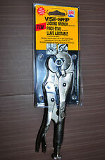 """Vise Grip 7LW  7"""" Locking Plier wrebch with Cutter Stamped-Made in Usa -1996 New"""