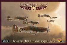 WLG772012004 Warlord Games Blood Red Skies: British Hawker Hurricane Squadron