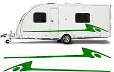MOTORHOME/CARAVAN VINYL GRAPHICS KIT DECALS STICKERS STRIPES #2XXL FAST POST