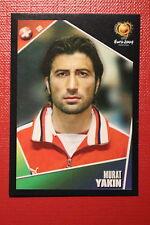 Panini EURO 2004 N. 141 HELVETIA YAKIN  NEW With BLACK BACK TOPMINT!!