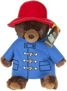 "Official Paddington Bear Plush Toy 12"""