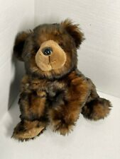 "Bearington Collection Brown Bear Plush  Stuffed 18 inches tall ""Mr Ben"""